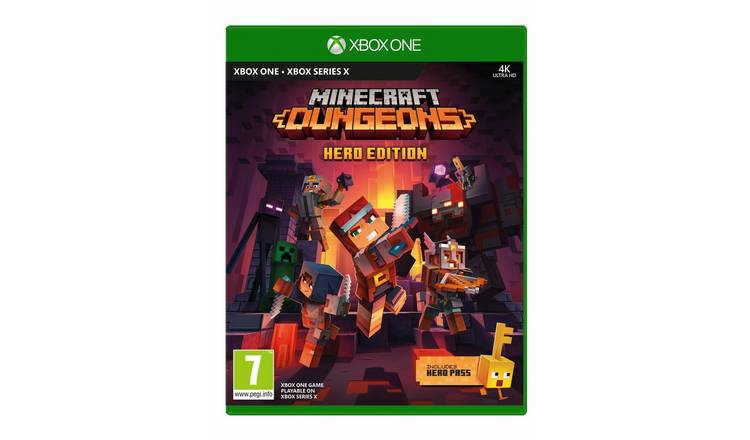 Minecraft Dungeons: Hero Edition Xbox One Game