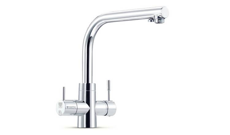 Brita Dolce Chrome Filter Tap