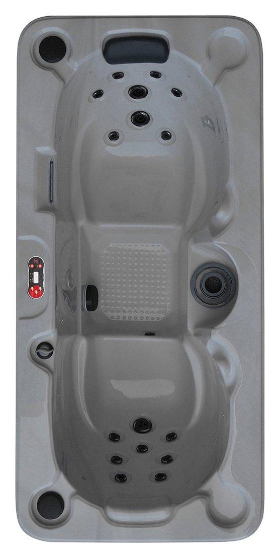 Image of Canadian Spa Co. Yukon Plug & Play 2 Person Hot Tub.