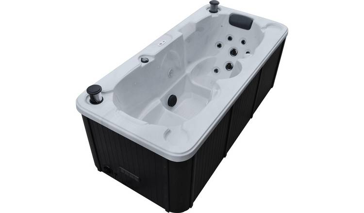 Canadian Spa Company Yukon 2 Person Plug & Play Hot Tub