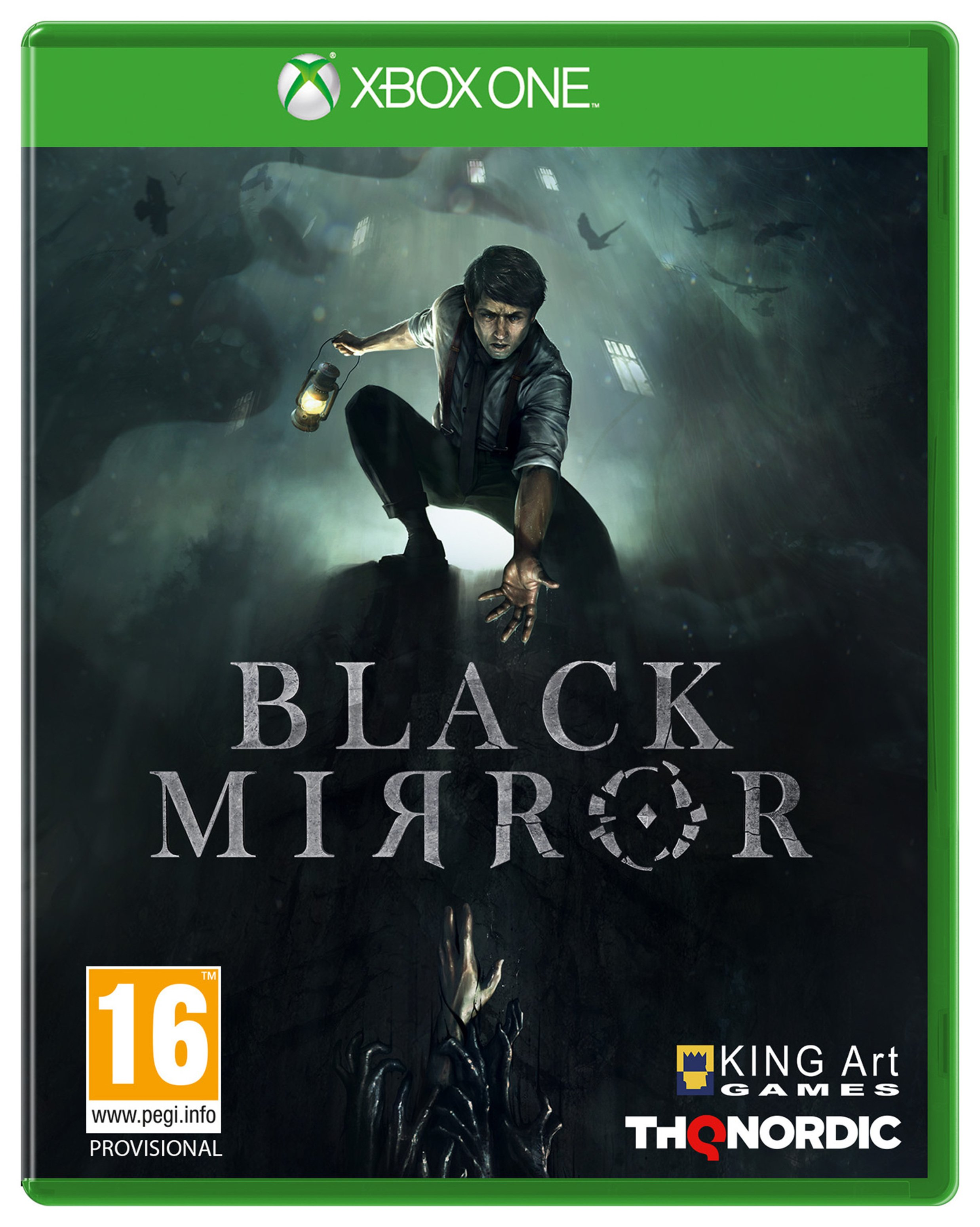 Image of Black Mirror Xbox One Game
