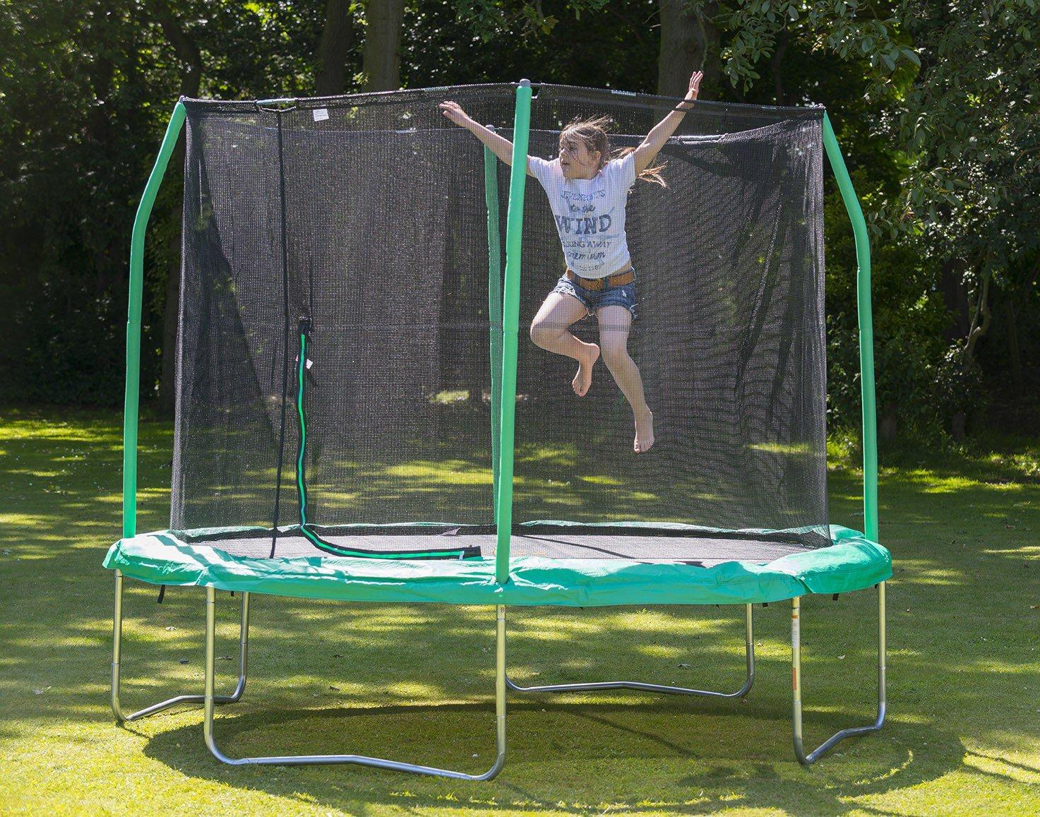 Jumpking 14ft Combo Trampoline