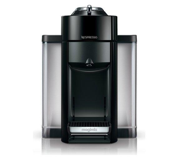 Buy Nespresso By Magimix Vertuo Coffee Machine 11390 Black