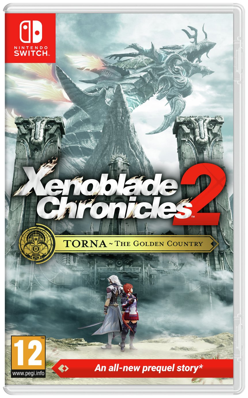 Xenoblade Chronicles 2: Torna Nintendo Switch Game