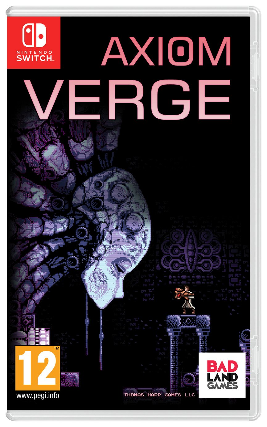Image of Axiom Verge Standard Edition Nintendo Switch Game