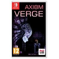 Axiom Verge Standard Edition Nintendo Switch Game