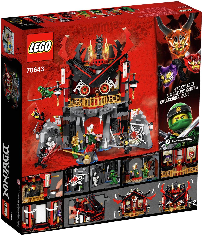 Buy LEGO Ninjago Temple of Resurrection - 70643 at Argos.co.uk ...