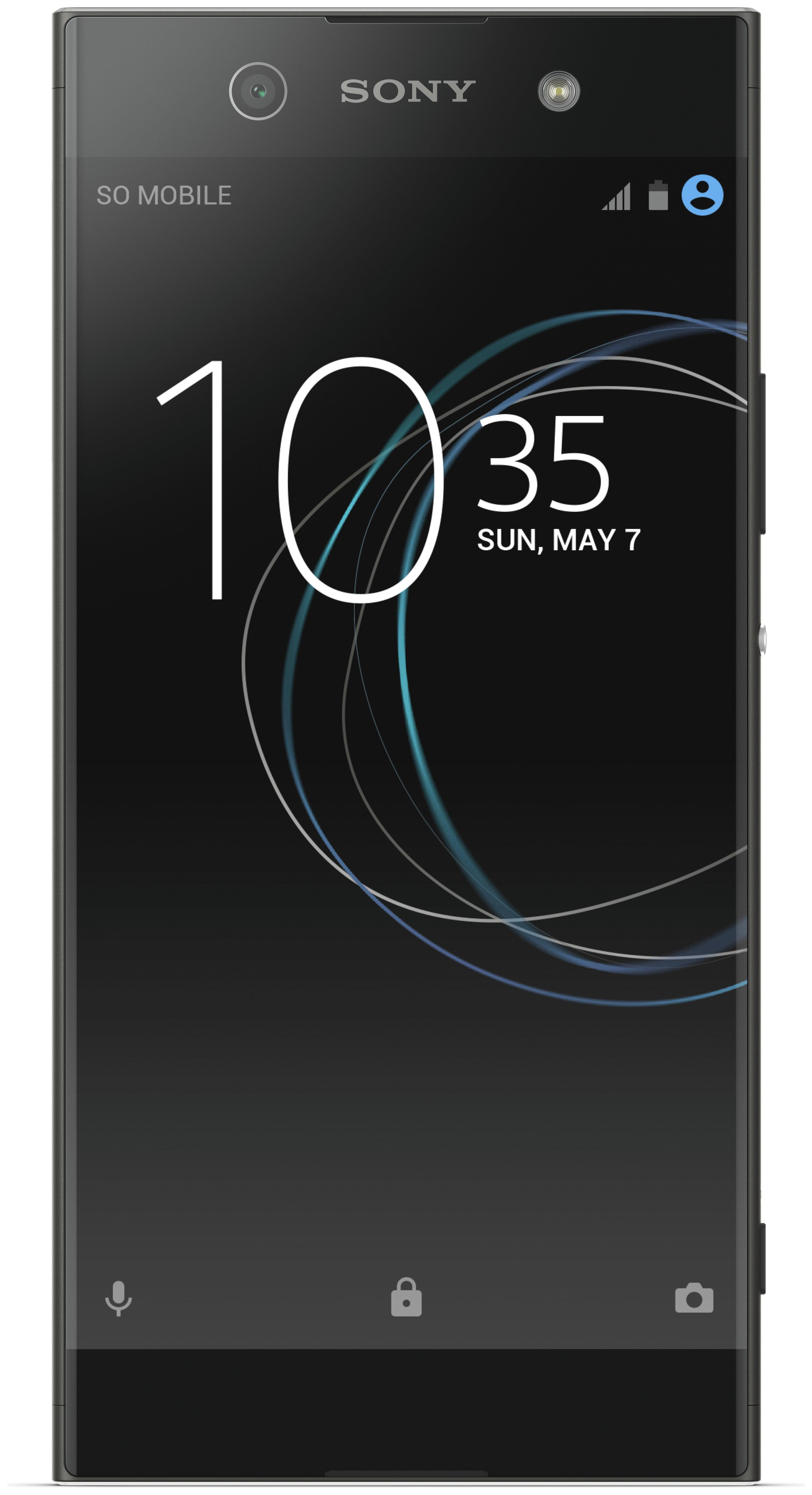 SIM Free Sony Xperia XA1 Ultra 32GB Mobile Phone - Black