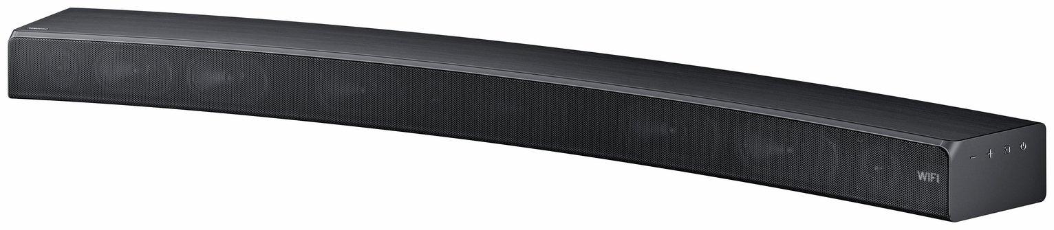 Samsung HW-MS6500XU 3Ch Curved All in One Sound Bar.