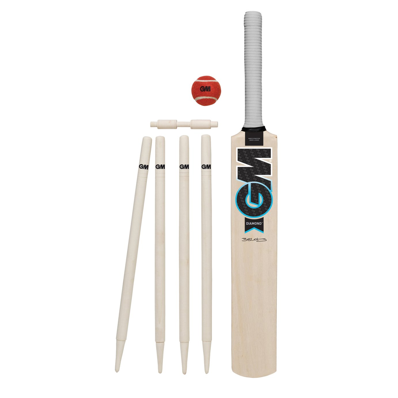 Gunn & Moore Ben Stokes Diamond Junior Cricket Set