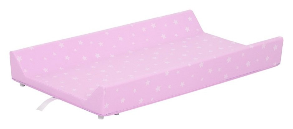 Image of Baby Elegance PVC Cot Top Changer - Pink