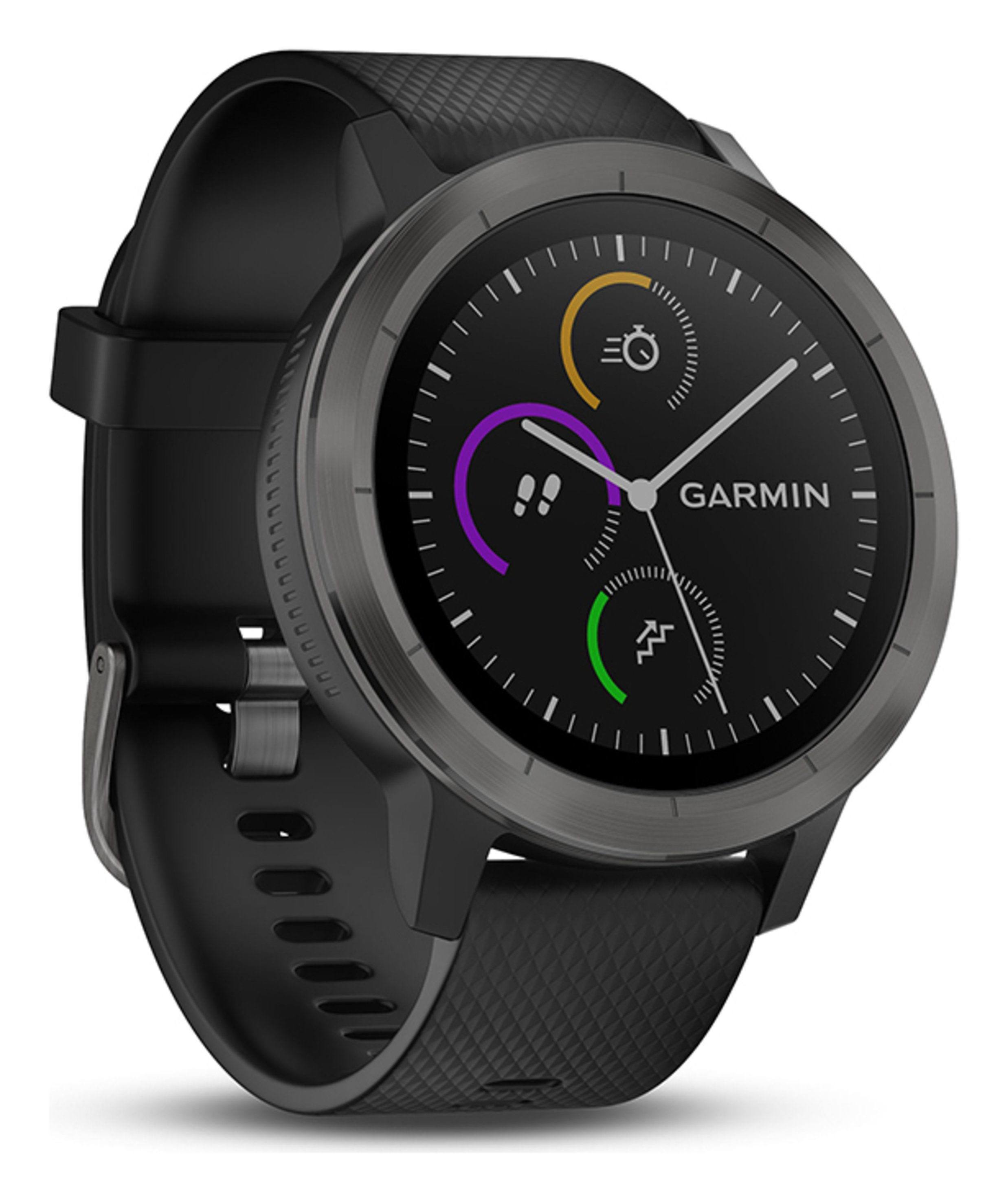 Image of Garmin Vivoactive 3 Special Edition GPS Smart Watch - Slate