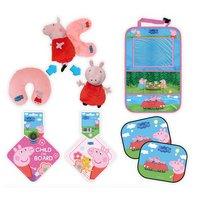 Peppa Pig Travel Cot Gift Set