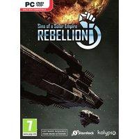 Sins Of A Solar Empire Rebellion PC Game
