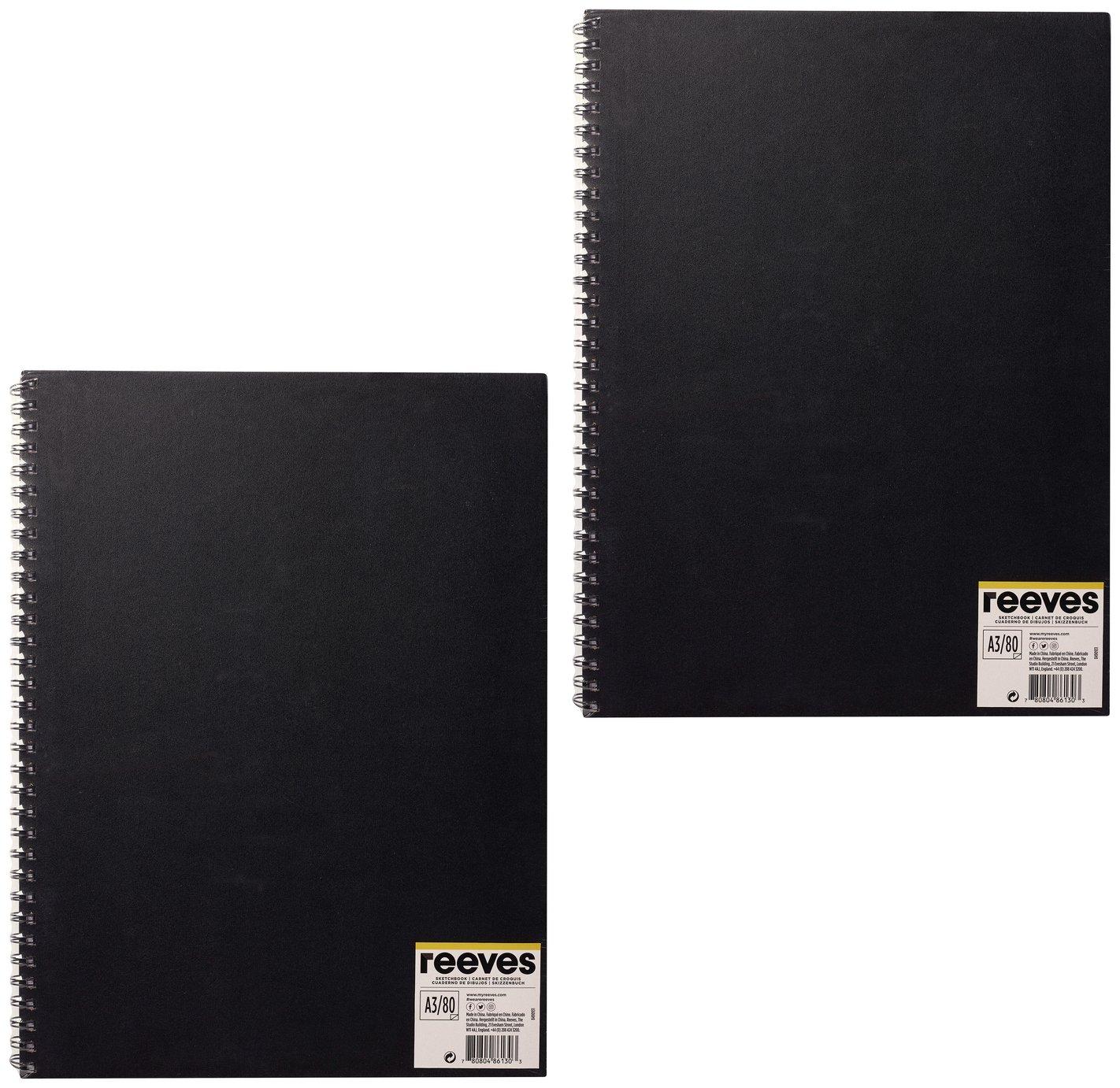 Reeves A3 Sketch Book - 2 Pack