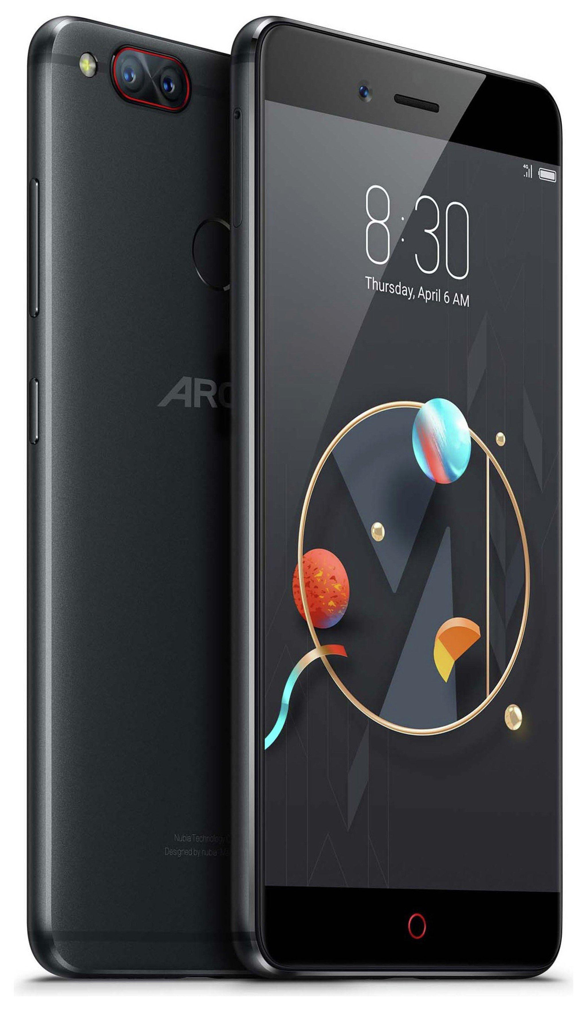Image of Sim Free Archos Diamond Alpha 64GB Mobile Phone - Black