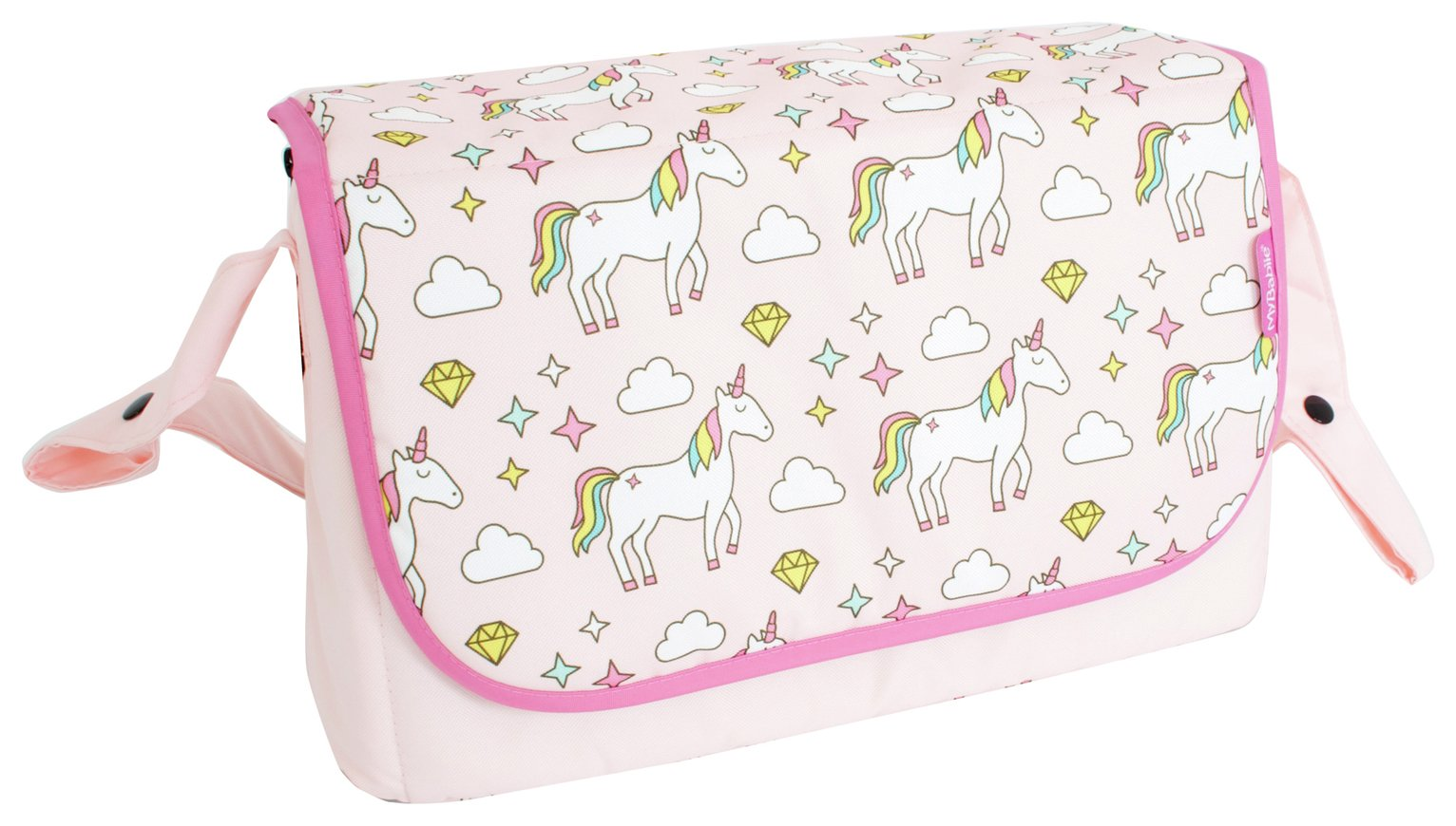 My Babiie Katie Piper Changing Bag - Unicorns