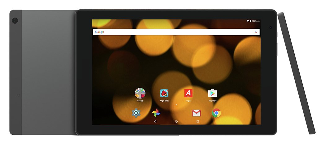 Bush Spira B3 10 Inch 32GB Tablet - Black