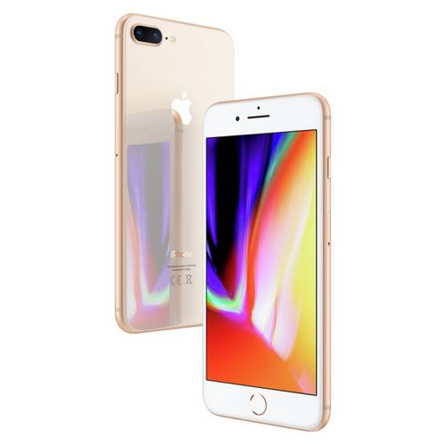 Buy SIM Free iPhone 8 Plus 64GB Mobile Phone - Gold  4eaa275f2eb