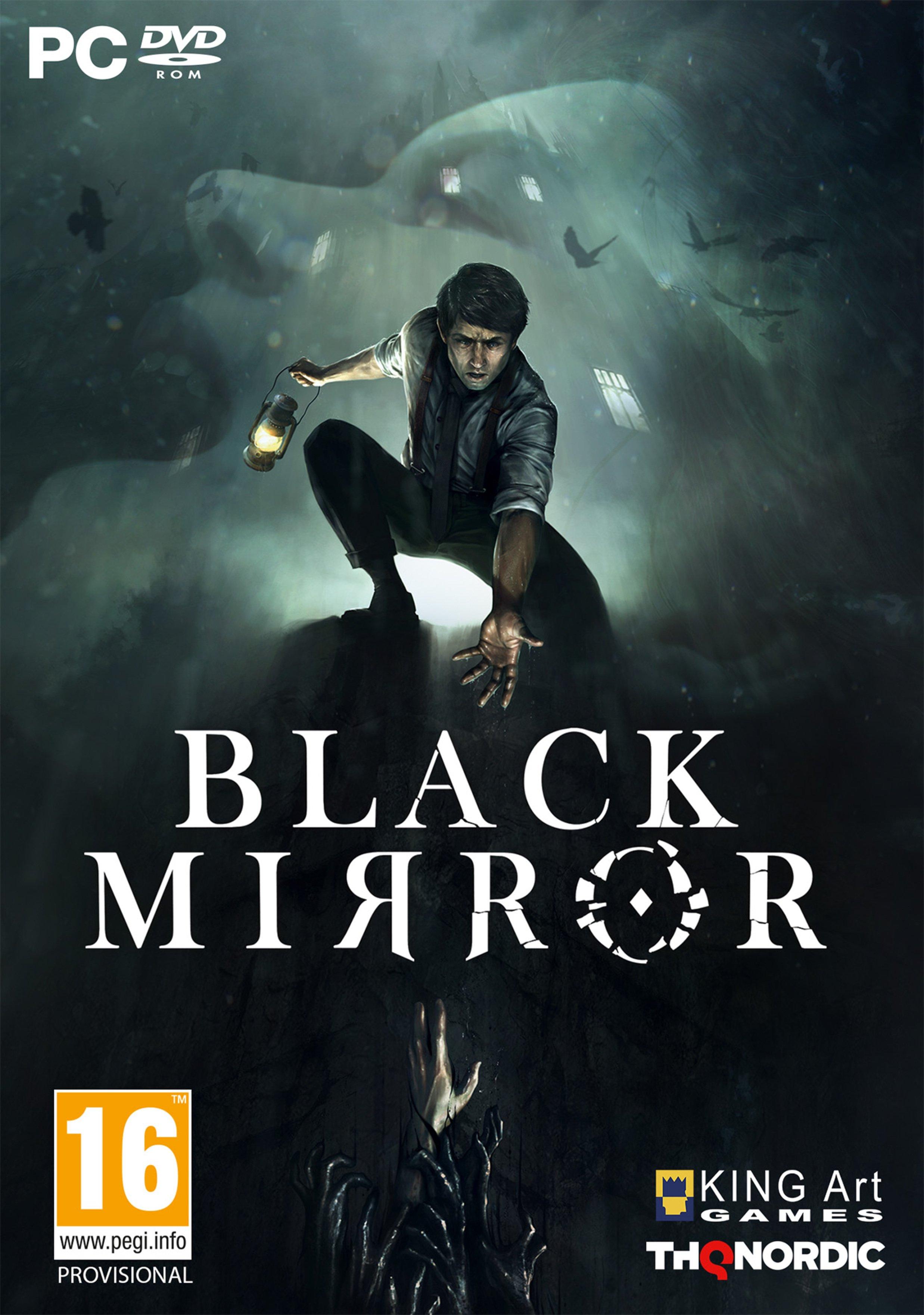 Image of Black Mirror PC Game