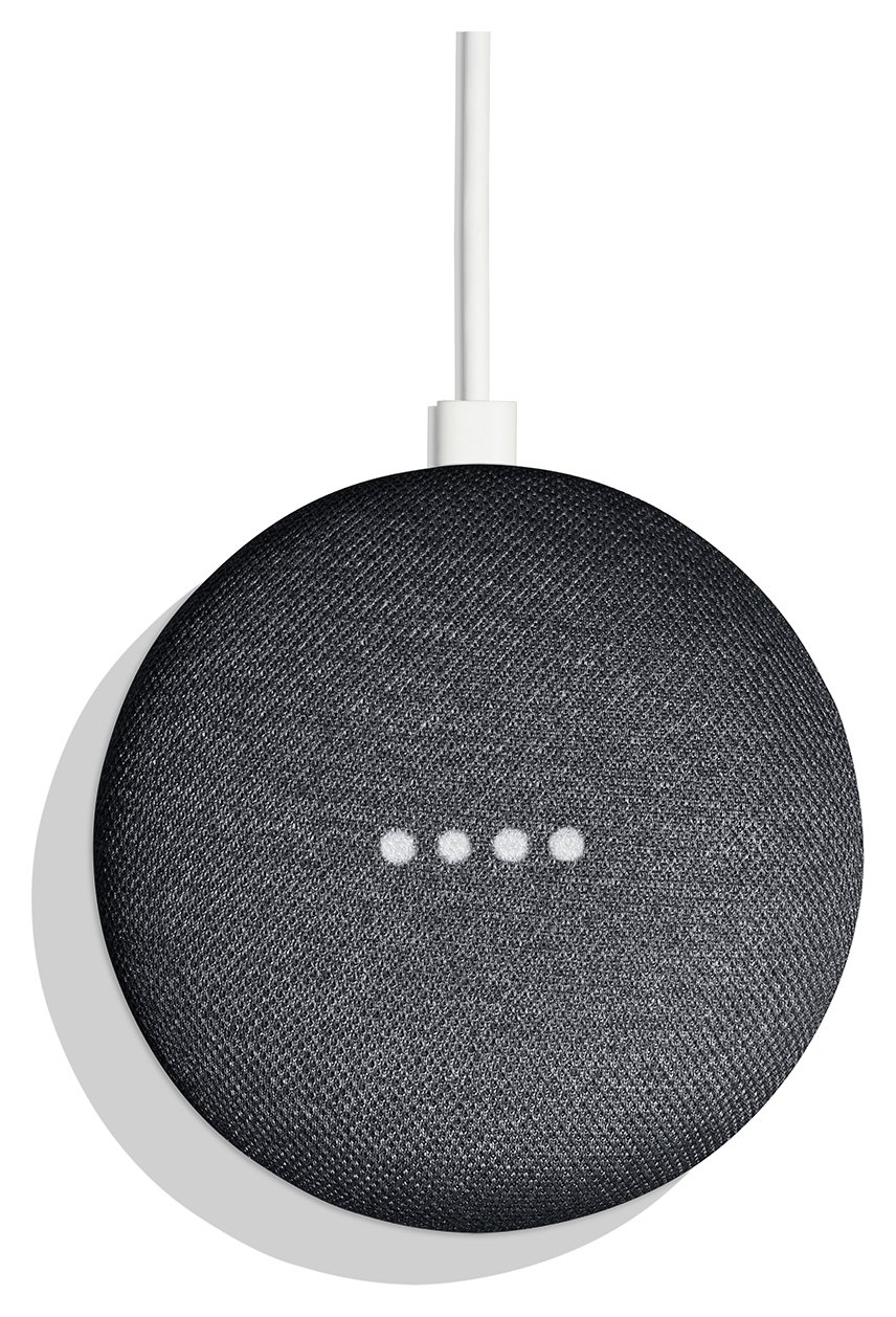 Image of Google Home Mini - Charcoal