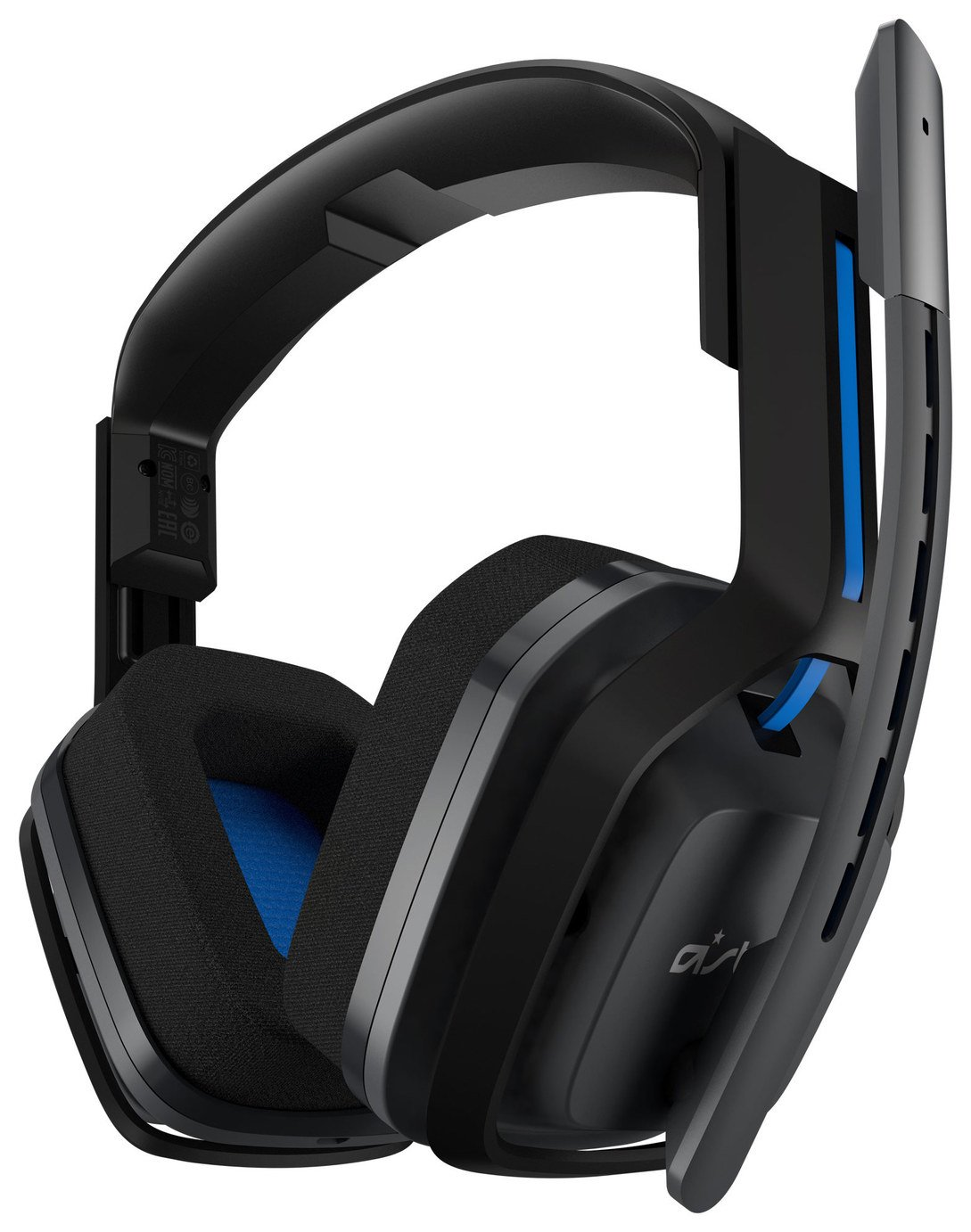 Image of Astro A20 Grey Blue PS4 Gaming Headset