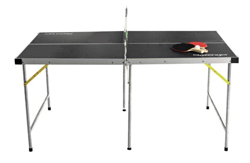 Slazenger Children's 5ft Indoor Folding Table Tennis Table