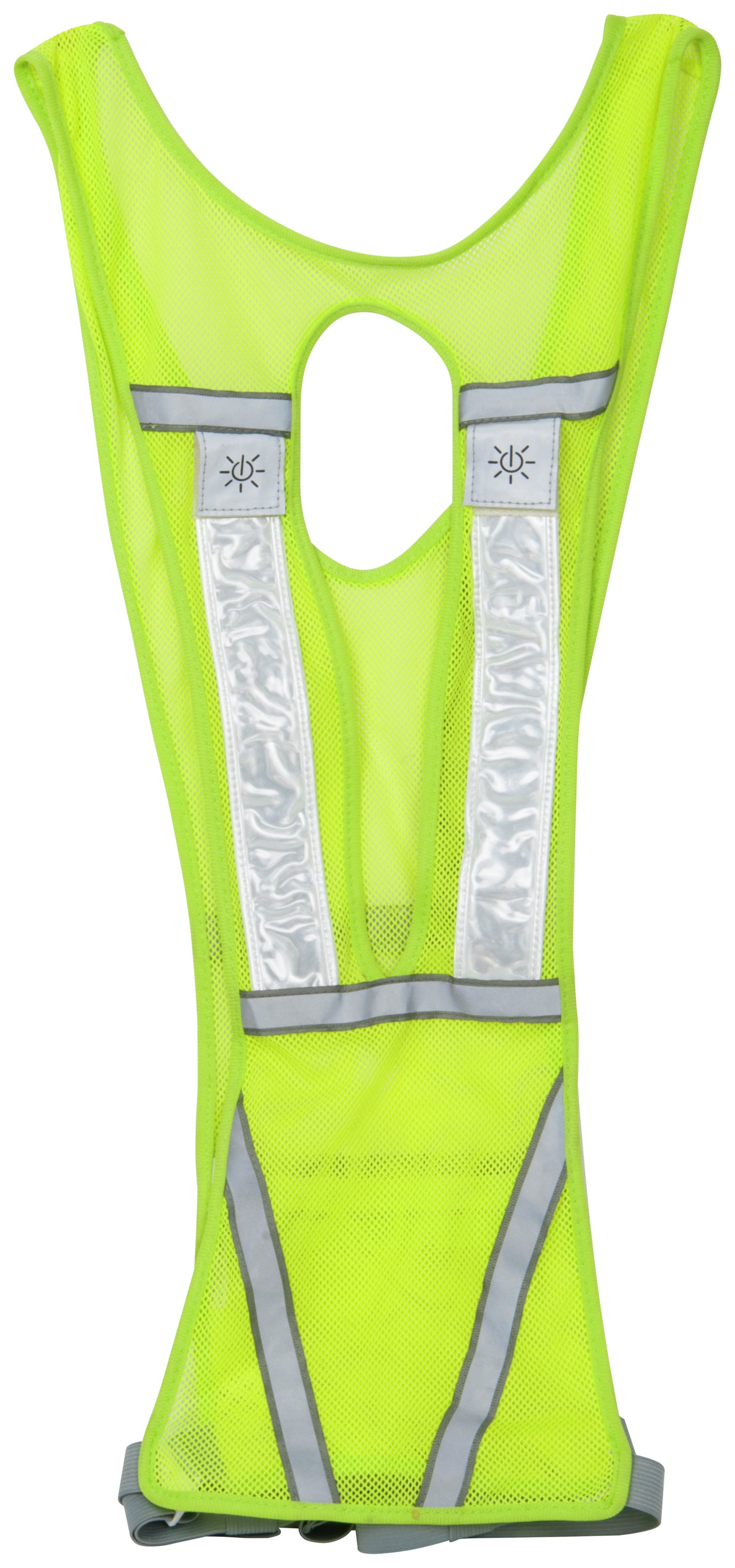 Aura LED Running Vest