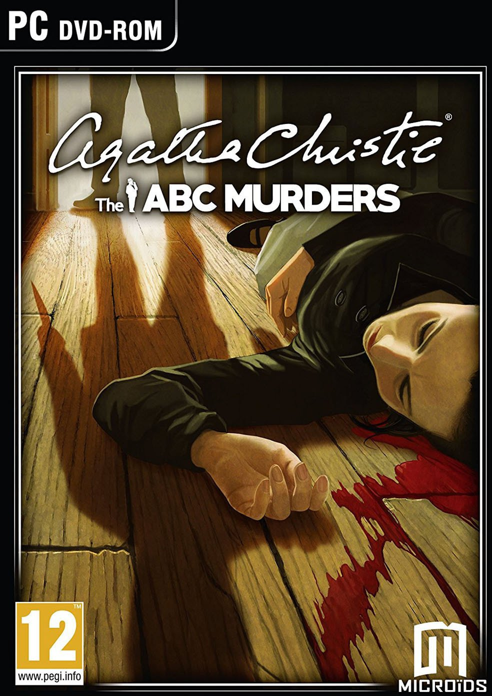 Image of Agatha Christie The ABC Murders PC Game