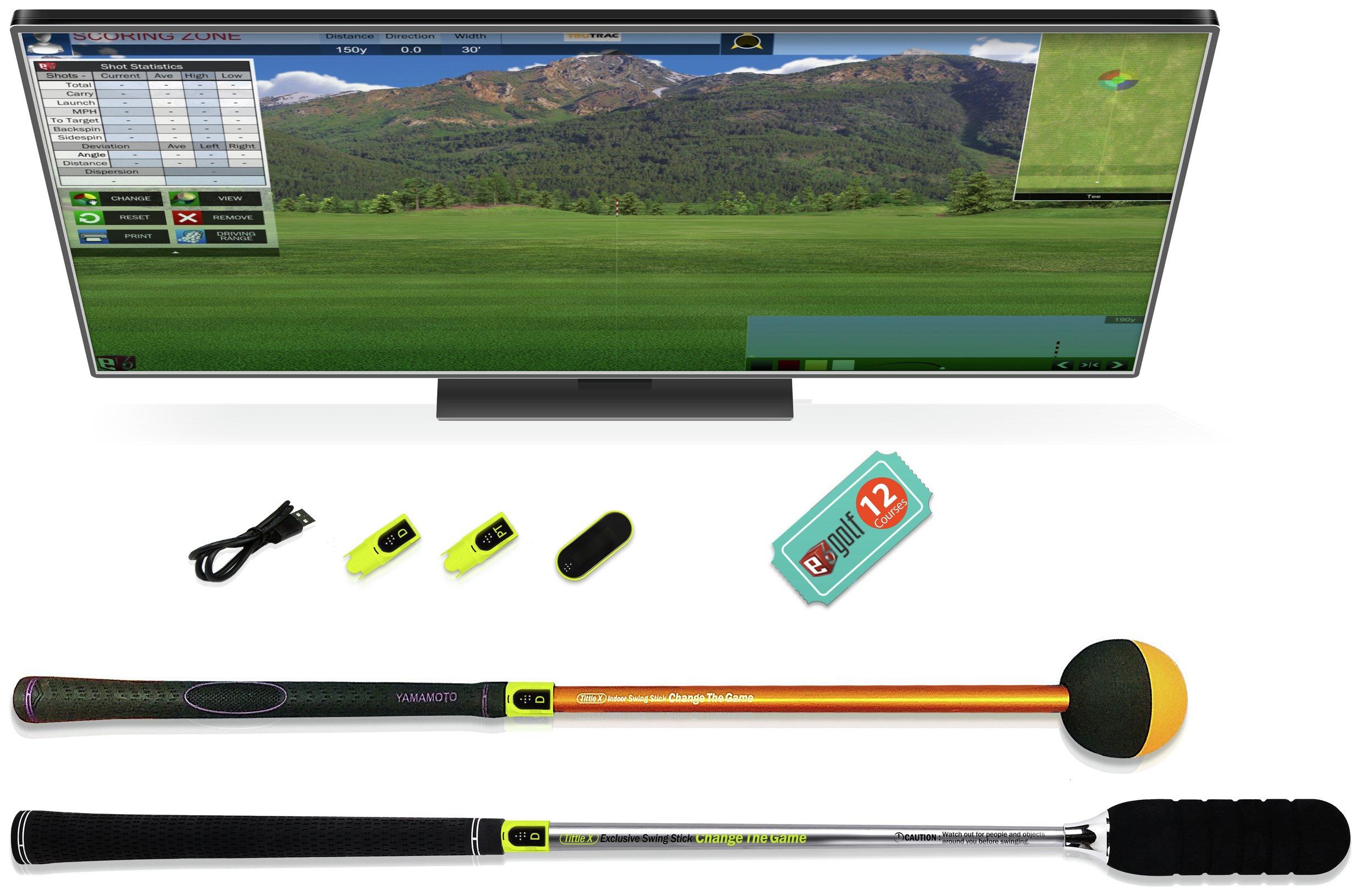 Tittle X Golf Simulator