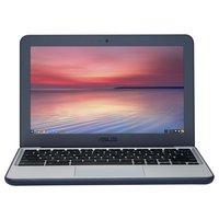 Asus C202SA 11.6 Inch Celeron 2GB 16GB Chromebook - Blue