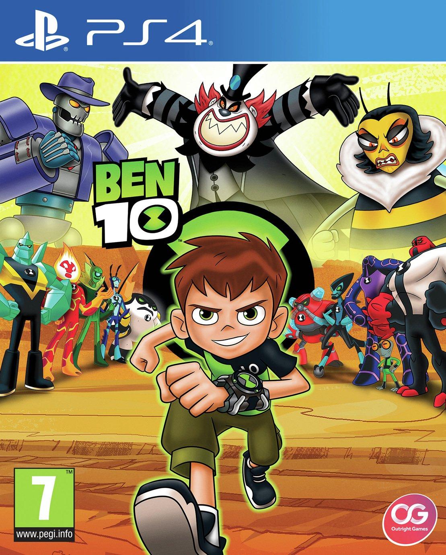 Ben 10 PS4 Game