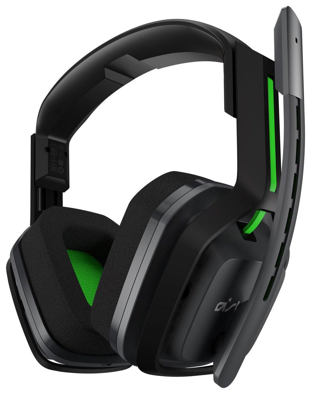 Astro A20 Wireless Xbox One Headset - Black & Green