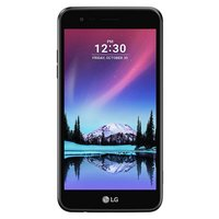 EE LG K4 2017 Mobile Phone - Black