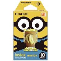 Instax Minions mini film 10 Shot Pack