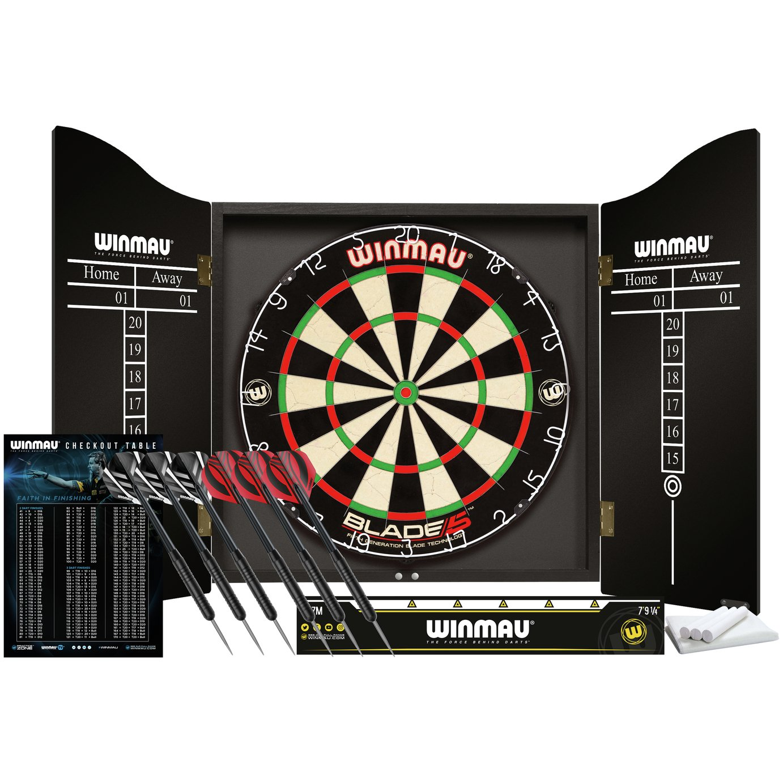 Winmau Blade 5 Championship Darts Set