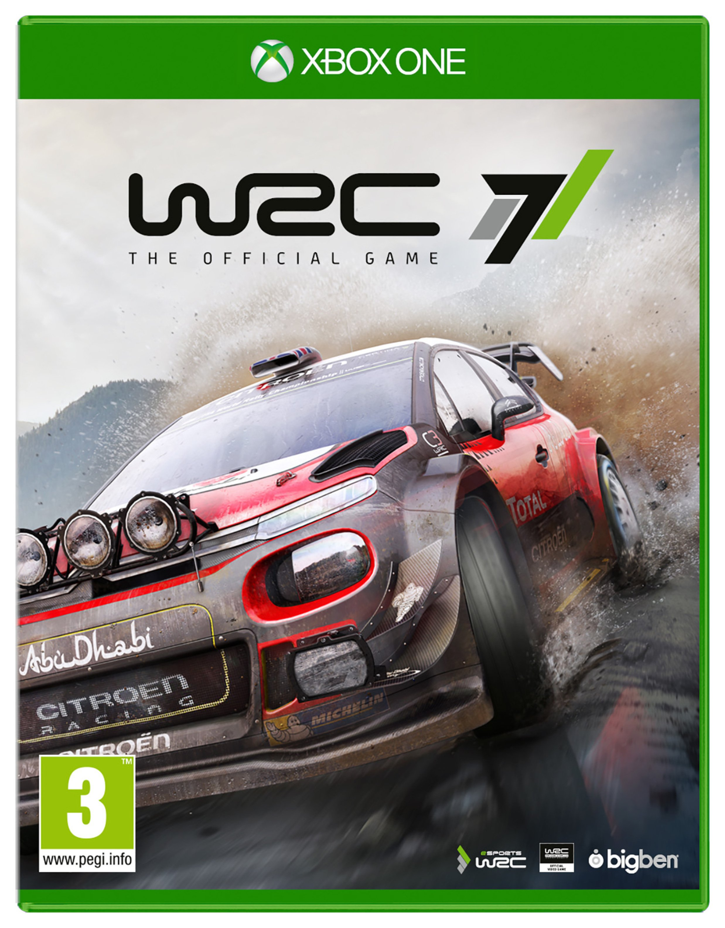 Image of WRC 7 Xbox One Game