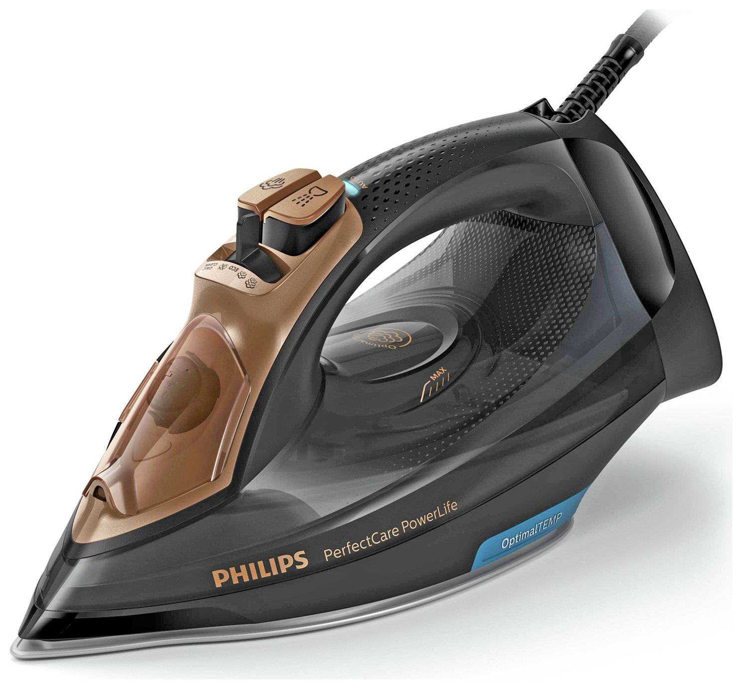 Philips GC3929/66 Perfectcare Powerlife OneTemp Steam Iron