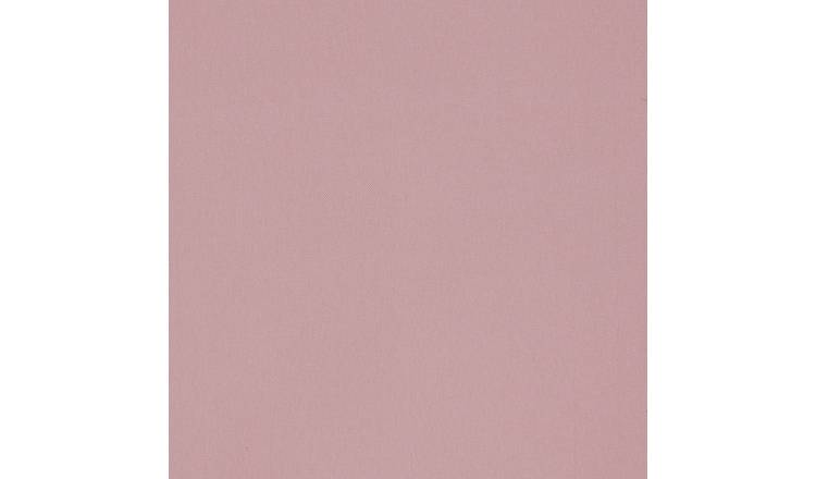 Argos Home Blackout Insulating Roller - 6ft - Powder Pink