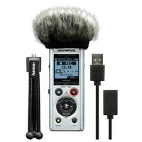 Olympus LS-P1 Podcaster Dictation Kit