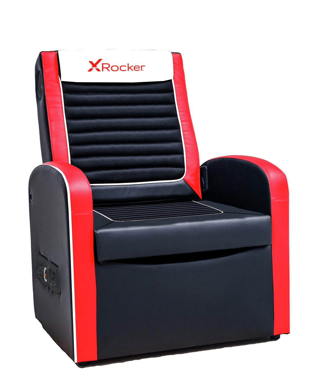 X Rocker Shift Junior Sport Ottoman Gaming Chair