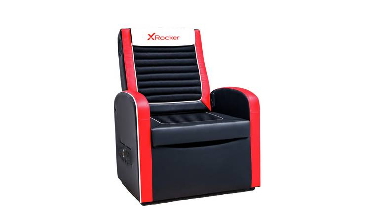 X Rocker Shift Junior Sport Ottoman Gaming Chair