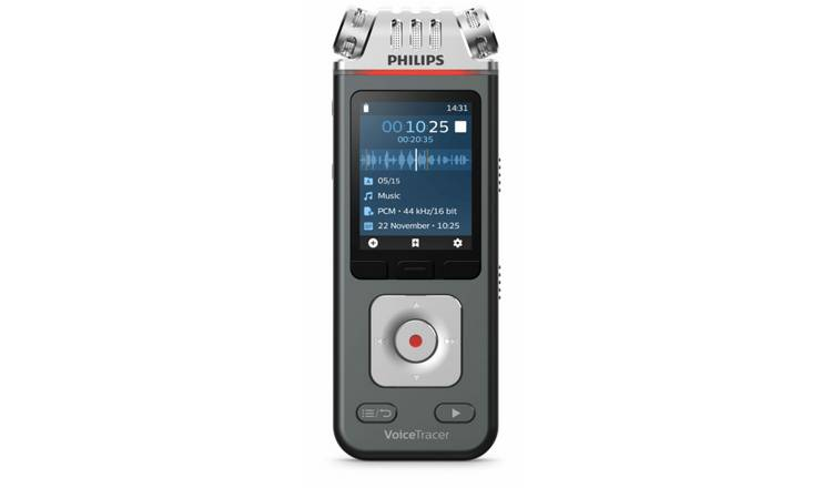 Philips DVT6110 8GB Dictation Machine