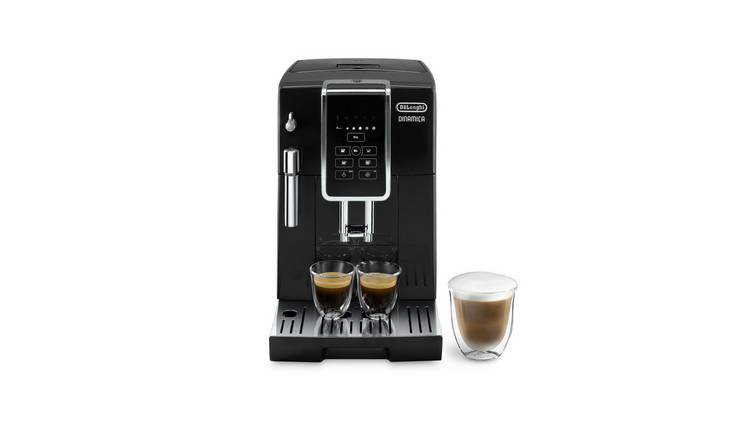 De'Longhi ECAM350.15.B Dinamica Bean to Cup Coffee Machine