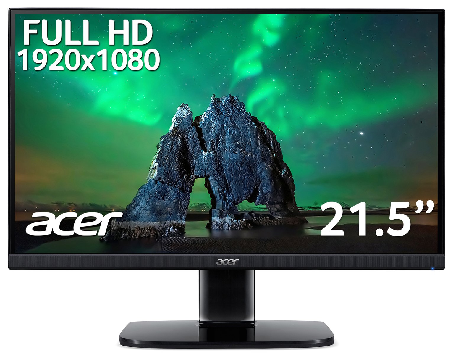 Acer KA222Q 21.5in Zero Frame IPS FHD Monitor