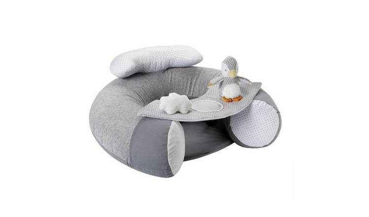 Pebble the Penguin Sit Up Inflatable Seat