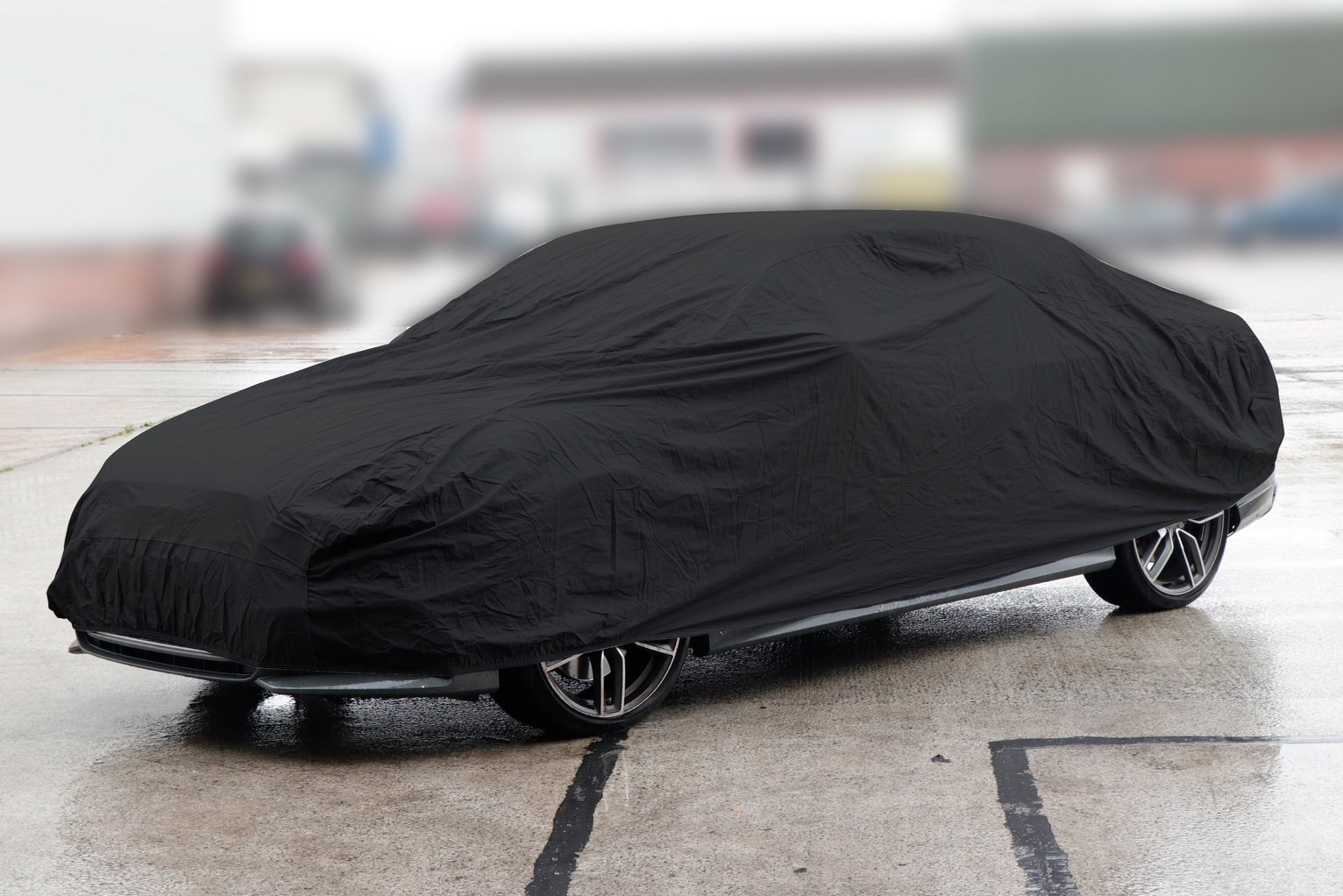 Streetwize Full Car Cover - Large