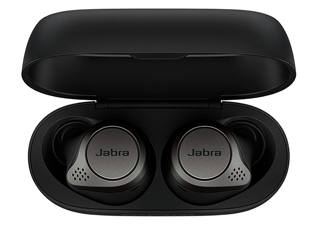 Jabra Elite 75T In-Ear True Wireless Earbuds - Titanium