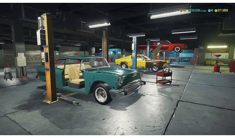 Buy Car Mechanic Simulator Ps4 Game Ps4 Games Argos