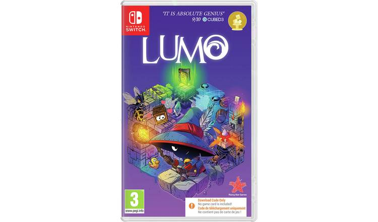 Lumo Nintendo Switch Game